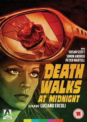 Death Walks at Midnight Online DVD Rental