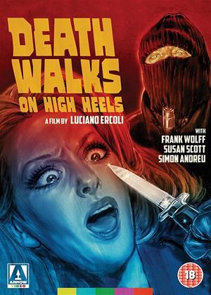 Death Walks on High Heels Online DVD Rental