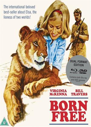 Born Free Online DVD Rental