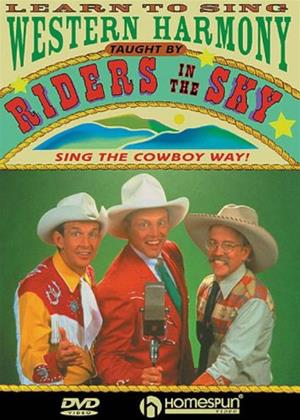 Rent Riders in the Sky: Learn to Sing Western Harmony Online DVD Rental