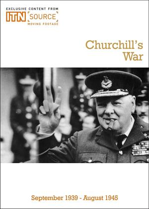 Rent Churchhill's War: 1939-1945 Online DVD Rental