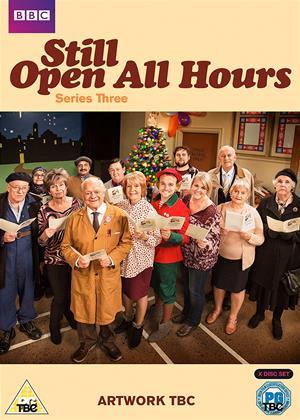 Still Open All Hours: Series 3 Online DVD Rental