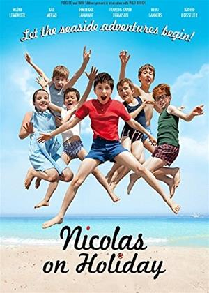 Nicolas on Holiday Online DVD Rental