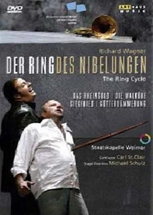 Rent The Ring Cycle: Staatskapelle Weimar (Carl St Clair) (aka Der Ring des Nibelungen: Staatskapelle Weimar (Carl St Clair)) Online DVD Rental