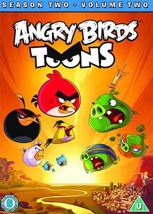 Rent Angry Birds Toons: Series 2: Vol.2 Online DVD Rental