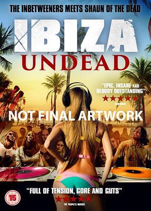 Ibiza Undead Online DVD Rental