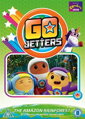 Go Jetters: The Amazon Rainforest and Other Adventures Online DVD Rental