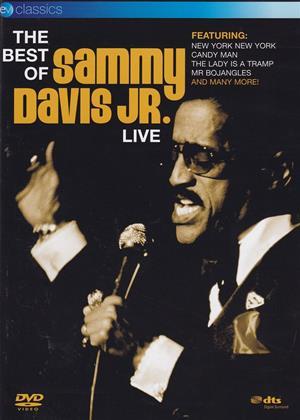 Rent Sammy Davis Jr: Best of Sammy Online DVD Rental