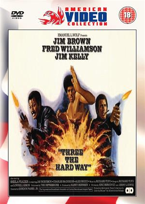 Three the Hard Way Online DVD Rental