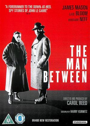Rent The Man Between Online DVD Rental
