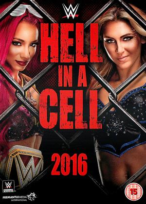 WWE: Hell in a Cell 2016 Online DVD Rental