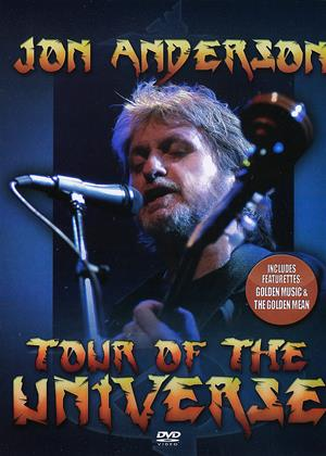 Rent Jon Anderson: Tour of the Universe Online DVD Rental