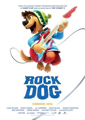 Rock Dog Online DVD Rental