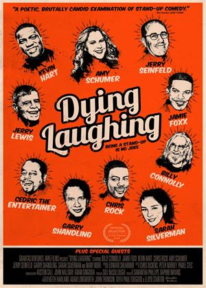 Dying Laughing Online DVD Rental