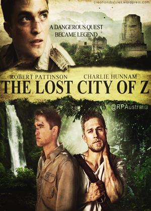 The Lost City of Z Online DVD Rental