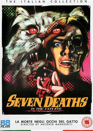 Rent Seven Deaths in the Cat's Eye (aka La Morte Negli Occhi del Gatto) Online DVD Rental