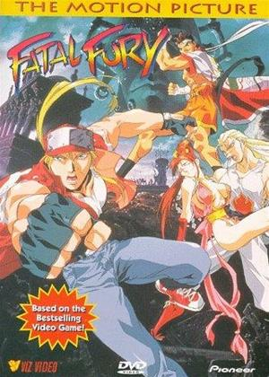 Fatal Fury: The Motion Picture Online DVD Rental