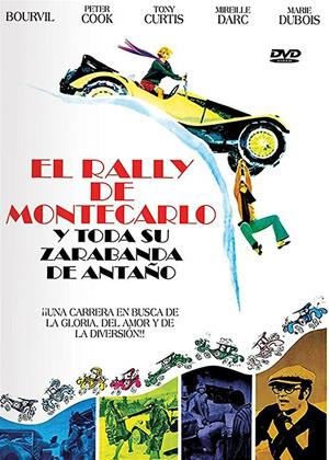 Rent Monte Carlo or Bust (aka Those Daring Young Men in Their Jaunty Jalopies) Online DVD Rental