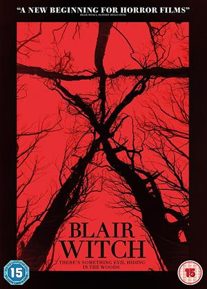 Blair Witch Online DVD Rental