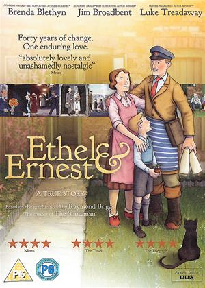 Rent Ethel and Ernest (aka Ethel & Ernest) Online DVD Rental