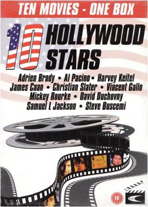 Rent 10 Hollywood Stars Online DVD Rental
