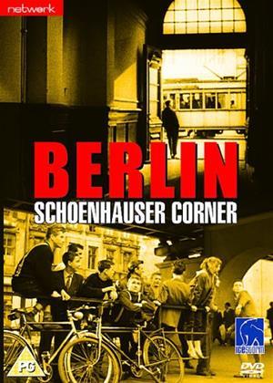 Rent Berlin Schoenhauser Corner (aka Berlin - Ecke Schönhauser) Online DVD Rental