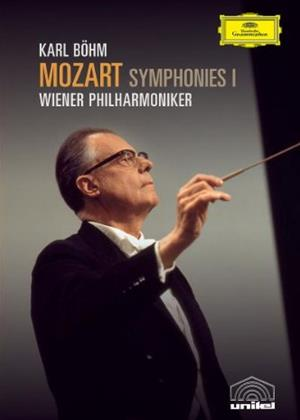 Mozart: Symphonies 1 Online DVD Rental