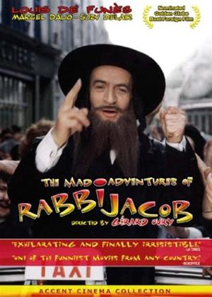 The Mad Adventures of Rabbi Jacob Online DVD Rental