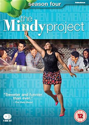 Rent The Mindy Project: Series 4 Online DVD Rental