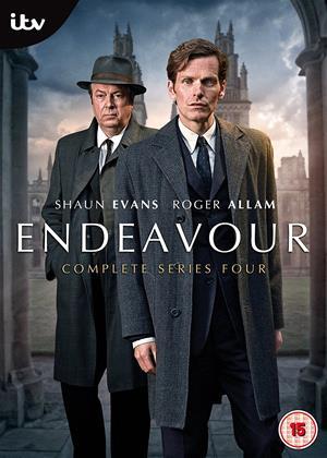 Endeavour: Series 4 Online DVD Rental