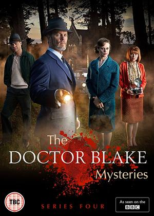 Rent The Doctor Blake Mysteries: Series 4 Online DVD Rental