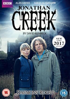 Jonathan Creek: Series 6 Online DVD Rental