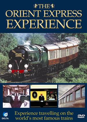 Rent The Orient Express Experience Online DVD Rental