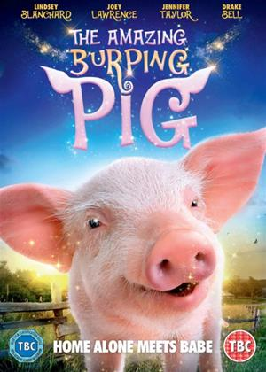 The Amazing Burping Pig Online DVD Rental