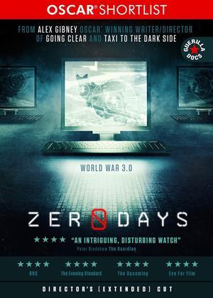 Zero Days Online DVD Rental