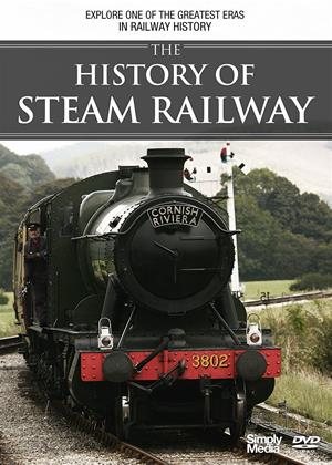 The History of Steam Railway Online DVD Rental