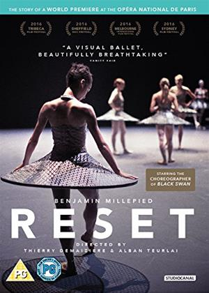 Reset Online DVD Rental