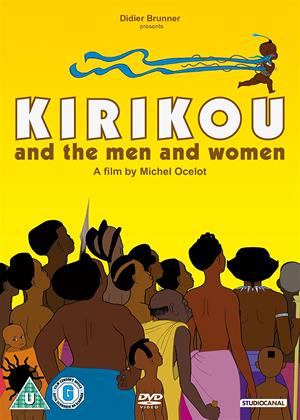 Kirikou and the Men and Women Online DVD Rental