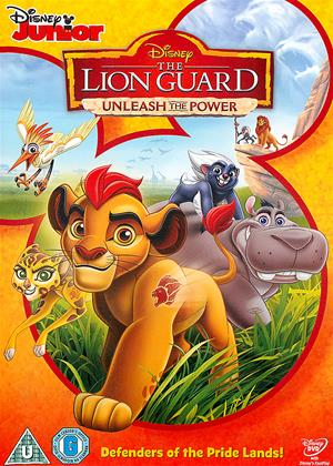 The Lion Guard: Unleash the Power Online DVD Rental