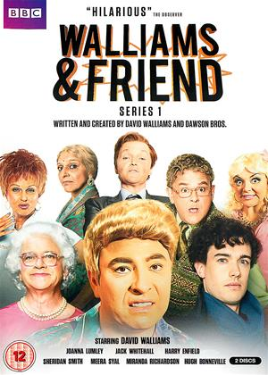 Walliams and Friend: Series 1 Online DVD Rental
