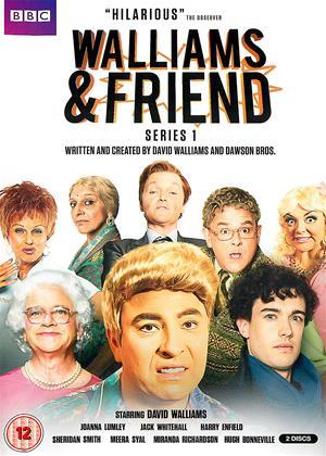 Rent Walliams and Friend: Series 1 Online DVD Rental
