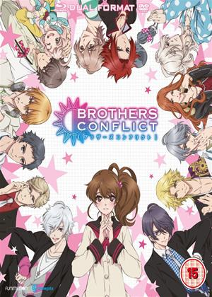 Brothers Conflict Online DVD Rental