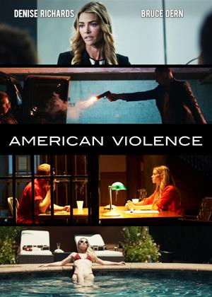 American Violence Online DVD Rental