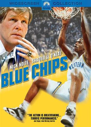 Blue Chips Online DVD Rental