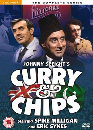Curry and Chips: Series Online DVD Rental