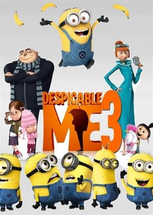 Despicable Me 3 Online DVD Rental