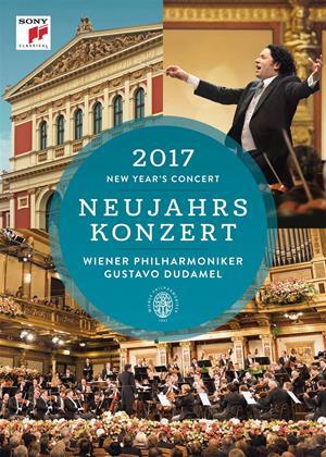 New Year's Concert: 2017: Vienna Philharmonic (Gustavo Dudamel) Online DVD Rental
