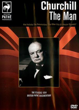 Rent Churchill: The Man (aka Churchill the Man: Classic 1954 Pathe Documentary) Online DVD Rental