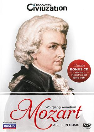 Wolfgang Amadeus Mozart: A Life in Music Online DVD Rental