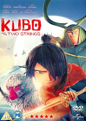 Rent Kubo and the Two Strings Online DVD Rental